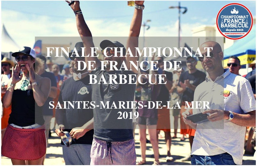 Championnats de France de barbecue 2019